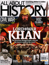 ALL ABOUT HISTORY 9月號/2014 第17期:Lord of War Khan
