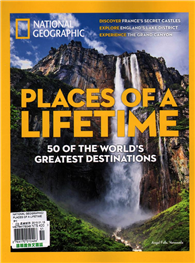 NATIONAL GEOGRAPHIC特刊:PLACES OF A LIFETIME