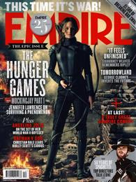 EMPIRE 英國版 11月號/2014 第306期:The Hunger Games