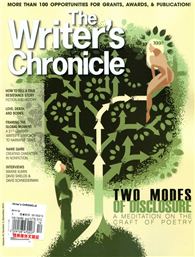 The Writer's Chronicle 12月號/2014:Two Modes of Disclosure