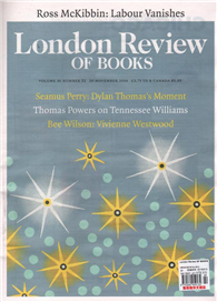 London Review OF BOOKS 1120/2014 第22期