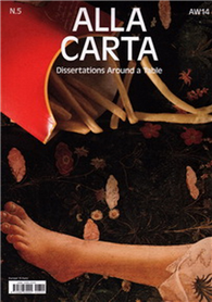 ALLA CARTA 秋冬號/2014 第5期:Dissertations Around a Table