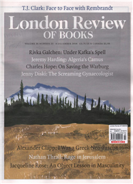 London Review OF BOOKS 1204/2014 第23期