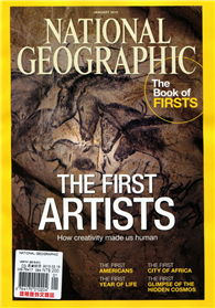 NATIONAL GEOGRAPHIC 1月號/2015