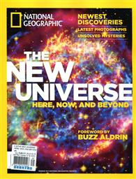 NATIONAL GEOGRAPHIC特刊:THE NEW UNIVERSE HERE, NOW, AND BEYOND