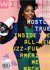 WIRED 美國版 1月號/2015:Fast Loud and Mostly True