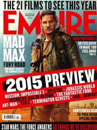 EMPIRE 英國版 2月號/2015 第308期:2015 Preview