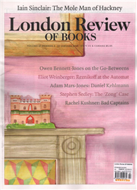 London Review OF BOOKS 0122/2015:Owen Bennett-Jones on the Go-Between
