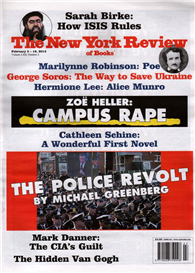 The New York Review of Books 0205-0218/2015:The Police Revolt