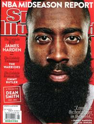 Sports Illustrated/SWIMSUIT 2015:James Harden