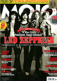 MOJO 4月號/2015 第257期 +CD:Led Zeppelin