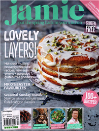jamie magazine 3-4月/2015 第57期:Lovely Layers!