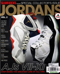 SLAM KICKS PRESENTS :JORDANS (AJs VII-XI)