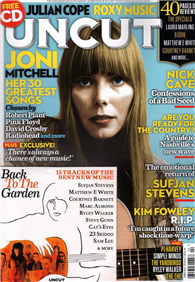 UNCUT 4月號/2015+CD:Joni Mitchell