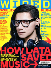 WIRED 英國版 5月號/2015:How Data Saved Music