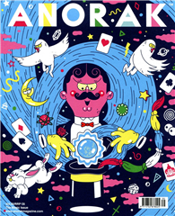 ANORAK 第35期:The Magic Issue