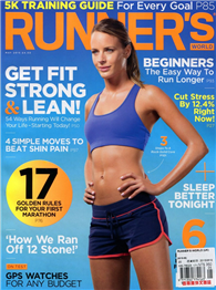 RUNNER'S WORLD 英國版 5月號/2015 :Get Fit Strong & Lean!