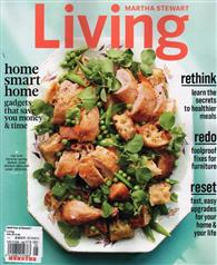 MARTHA STEWART Living 5月號/2015 第254期:Gadgets that save your money & time