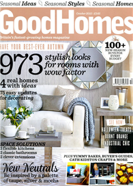 Good Homes 10月特別號/2015 第199期:Have Your Best-ever Autumn
