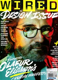 WIRED 英國版 10月號/2015:Design Issue