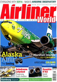 Airliner World 2月號/2016