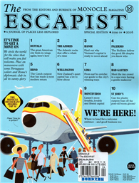 MONOCLE/ The ESCAPIST 第4期/2016