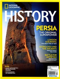 NATIONAL GEOGRAPHIC HISTORY 9-10月號/2016