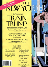 THE NEW YORKER 1017/2016