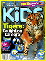NATIONAL GEOGRAPHIC KIDS 12-1月號/2016-17