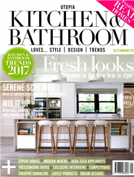 UTOPIA KITCHEN & BATHROOM 1月號/2017 第114期