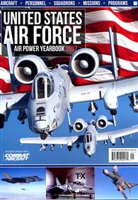 UNITED STATES AIR FORCE:AIR POWER YEARBOOK 2017