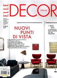 ELLE DECOR ITALIAN 2月號/2017