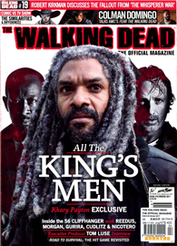 THE WALKING DEAD:THE OFFICIAL MAGAZINE  冬季號/2016 第19期