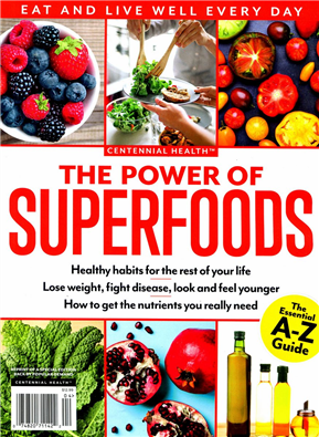 CENTENNIAL HEALTH 第4期:THE POWER OF SUPERFOODS