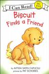 An I Can Read Book My First Reading: Biscuit Finds a Friend