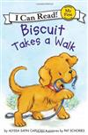 An I Can Read Book My First Reading: Biscuit Takes a Walk
