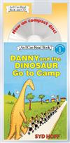 An I Can Read Book Level 1: Danny and the Dinosaur Go to Camp  (Book & CD)