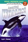 An I Can Read Book Level 2: Amazing Whales! (Wildlife Conservation Society)