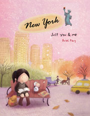 New York just you  me