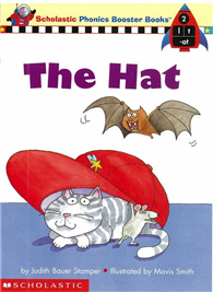 Phonics Booster Books 02: Hat