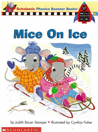 Phonics Booster Books 17: Mice on Ice