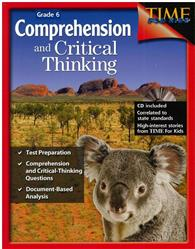 Time for kids: Comprehension and Critical Thi