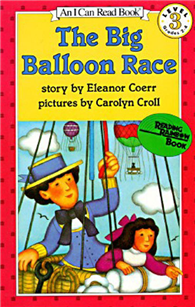 An I Can Read Book Level 3: Big Balloon Race
