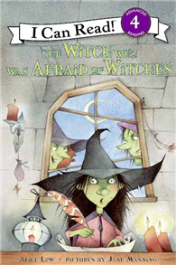 An I Can Read Book Level 4: The Witch Who Was