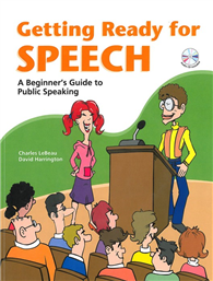 Getting Ready for Speech: a beginner's guide