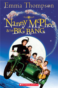 Scholastic Popcorn Readers Level 3: Nanny McP