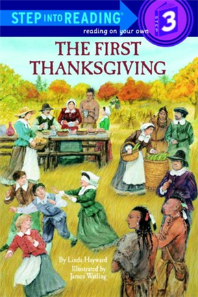 Step into Reading Step 3: First Thanksgiving
