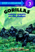 Step into Reading Step 3: Gorillas ~ Gentle G