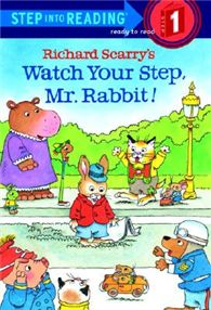 Step into Reading Step 1: Richard Scarry's Wa