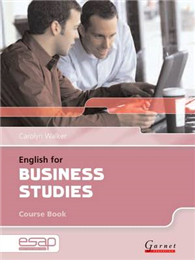English for Business Studies: Course Book  2